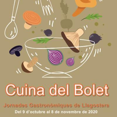 Cuina del Bolet de Llagostera, 2020