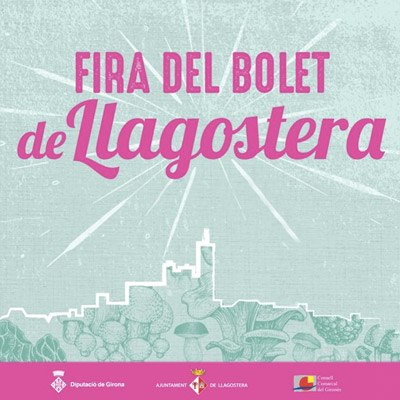 Fira del Bolet de Llagostera, 2021