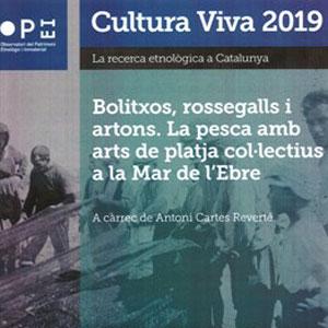 Conferència 'Bolitxos, rossegalls i artons' - Museu de la Mar de l'Ebre 2019