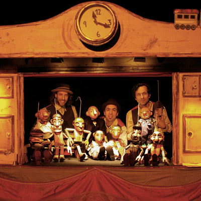 Espectacle familiar 'Botànica oculta' de Forani Teatre