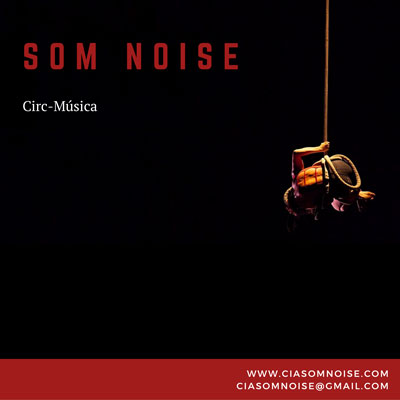 Espectacle de circ 'Breach' de Som Noise