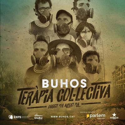 Espectacle 'Teràpia col·lectiva' del grup Buhos