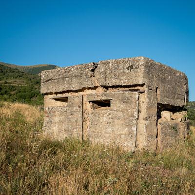Visites guiades als búnquers i trinxeres del Tossal de Sant Joan de Vilamur