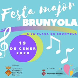 Festa Major de Brunyola, 2020