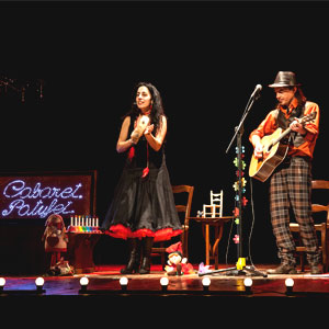 Espectacle 'Cabaret Patufet' de Samfaina de Colors