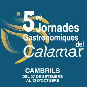5es Jornades del Calamar de Cambrils, 2019