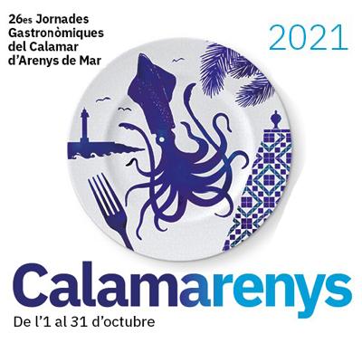 Jornades Gastronòmiques del Calamar d'Arenys de Mar - Calamarenys 2021