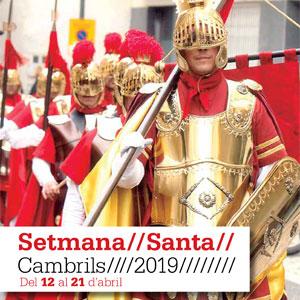 Setmana Santa a Cambrils, 2019