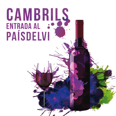 Cambrils, Entrada al País del Vi, País del Vi