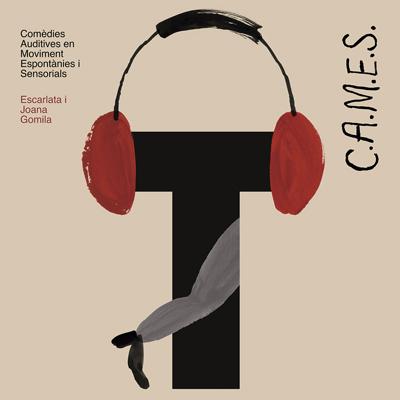 Espectacle 'C.A.M.E.S. Audiovisita interactiva a les entranyes del Teatre' d'Escarlata Circus