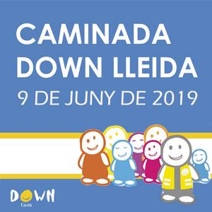 Caminada Down Lleida, 2019