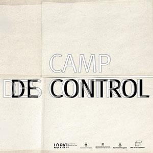 Exposició 'Camp de control' de Teresa Mulet