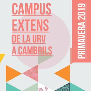 Campus Extens de la URV a Cambrils, Tercer Trimestre, Cambrils, 2019