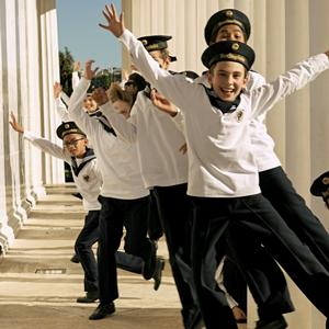 Petits Cantors de Viena, Cor, Coral, Nens