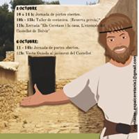 Fragment del cartell del 'Cap de setmana Ibèric'