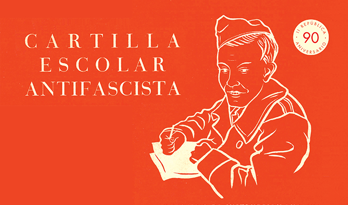 Cartilla escolar antifeixista