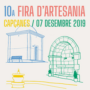 10a edició de la Fira d'Artesania de Capçanes, 2019