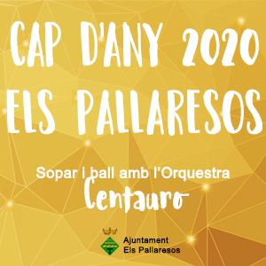 Cap d'Any als Pallaresos, 2019-2020