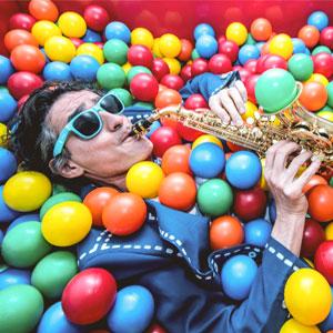 José Luis Gutiérrez, Capitán Corchea, Saxo, Jazz, Blues for Children