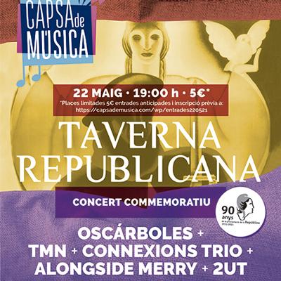 Taverna Republicana, Tarragona, 2021