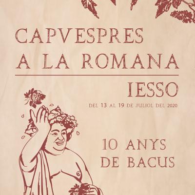 Capvespres a la Romana, Guissona, 2020