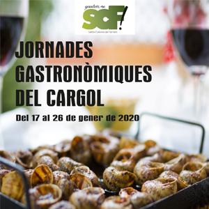 Jornades Gastronòmiques del Cargol a Santa Coloma de Farners, 2020