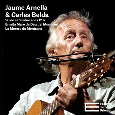 Festival Terrer Priorat, Carles Belda & Jaume Arnella, 2020