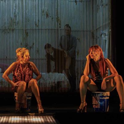 Teatre 'Prostitución' d'Albert Boronat i Andrés Lima
