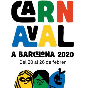 Carnaval - Barcelona 2020
