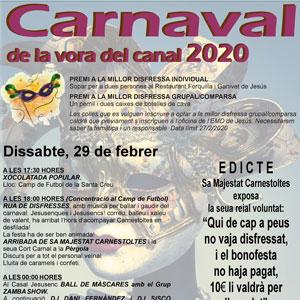 Carnaval - Jesús 2020