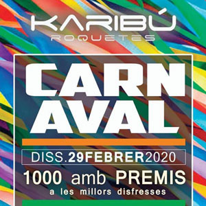 Carnaval - Karibú Roquetes 2020
