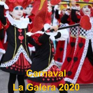 Carnaval - La Galera 2020