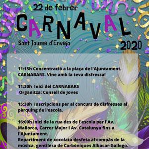 Carnaval - Sant Jaume d'Enveja 2020
