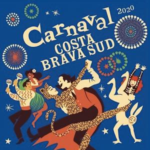 Carnaval Costa Brava Sud, 2020, Lloret de Mar, Tossa de Mar, Blanes