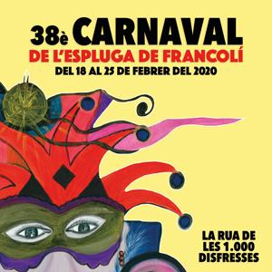 Carnaval de l'Espluga de Francolí, 2020