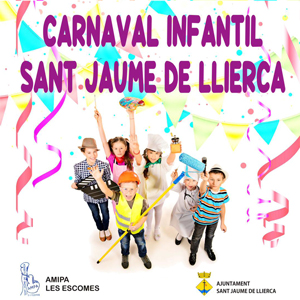 Carnaval Infantil a Sant Jaume de Llierca, 2020