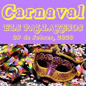 Carnaval als Pallaresos, 2020