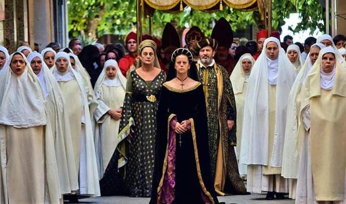 Un Casament Reial - La Farsa de Gandesa