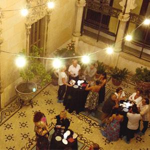 Visita prèmium a la Casa Navas, Reus. 2019