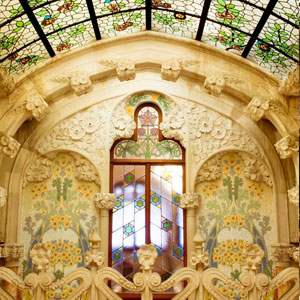 Casa Navàs, Mordernisme a Reus