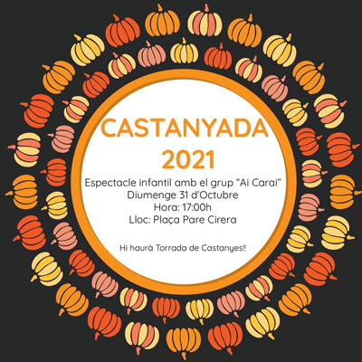 Castanyada - La Ravaleta (Roquetes) 2021