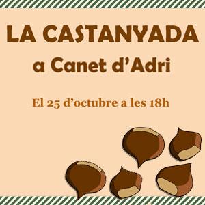La Castanyada a Canet d'Adri, 2019
