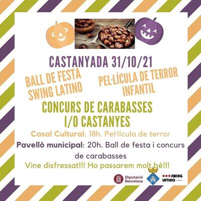 Castanyada a Castellgalí, 2021