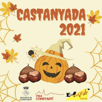 Castanyada a Constantí, 2021