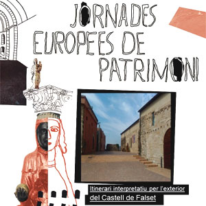 Itinerari interpretatiu pel Castell de Falset