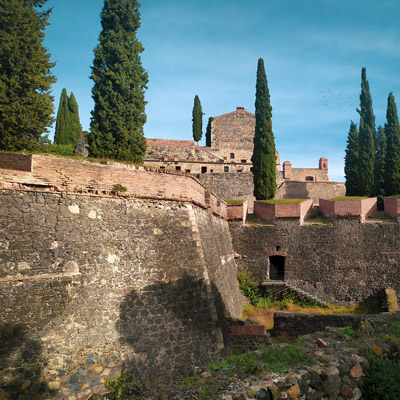Castell d'Hostalric