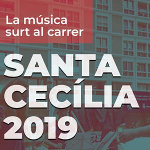 Santa Cecília a Reus, 2019