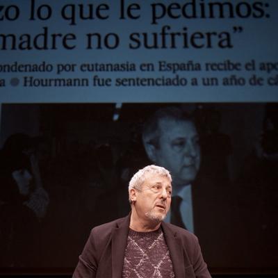 Teatre 'Celebraré mi muerte' de Producciones del Barrio