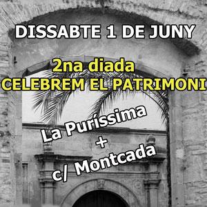 2a Diada 'Celebrem el Patrimoni' - Tortosa 2019