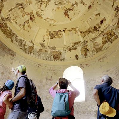 Visita guiada al Conjunt monumental de Centelles